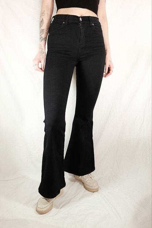 Dr. Denim Flared Leg Jeans  - XS