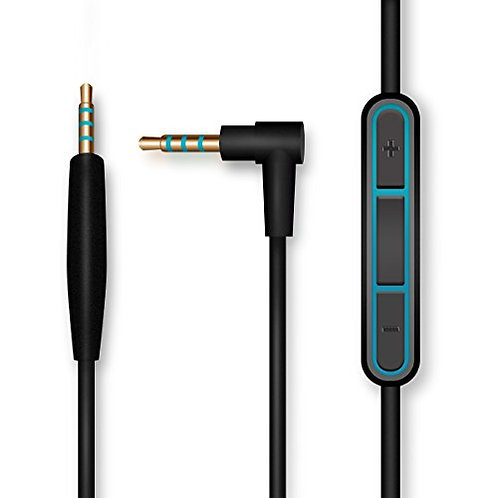 Bose Quiet Comfort 25 Headphones Inline Mic/Remote Cable for Android devices