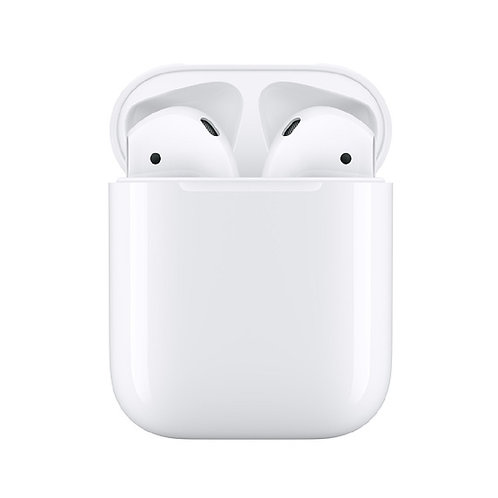 Apple AirPods 2 With Wireless Charging Case (2nd Generation)