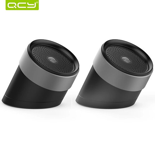 QCY-BOX 1 Stereo Bluetooth Speakers