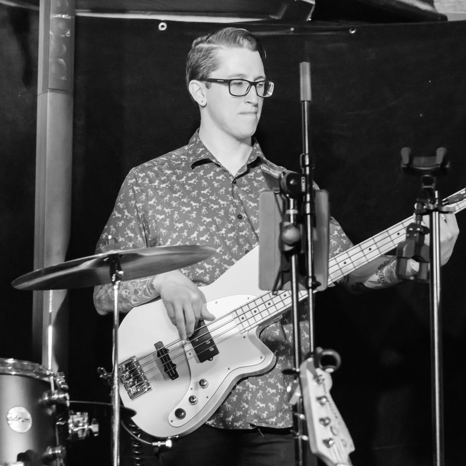 Travis Snowberger - Bass