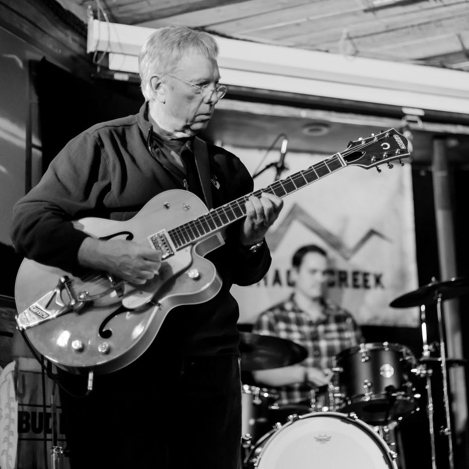 Paul Meisenzahl - Lead Guitar