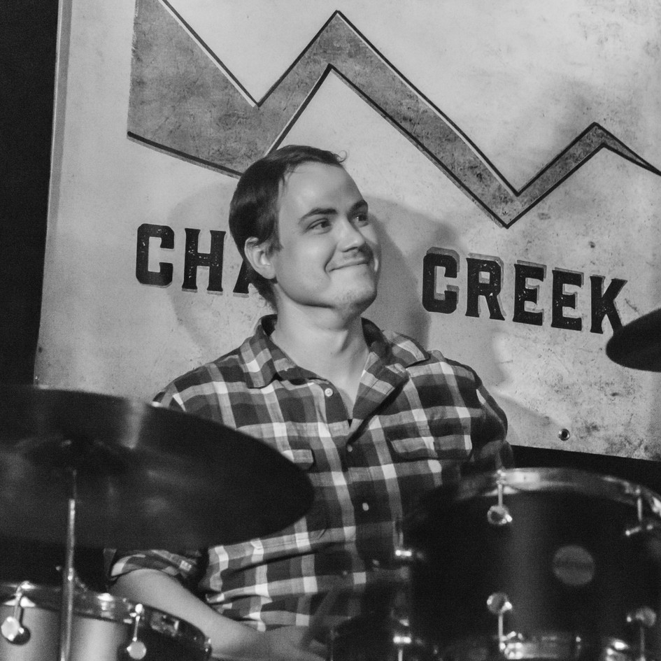 Corey Plueard - Drummer