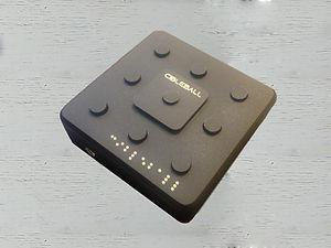 Tactile for deafblind