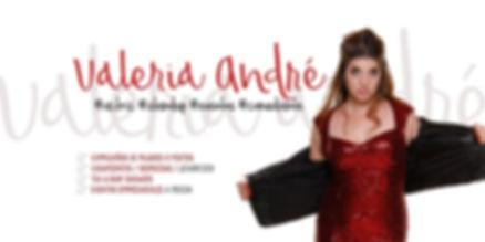 Valeria André Show de Stand up