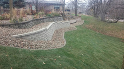 Rockwood Classic Retaining wall