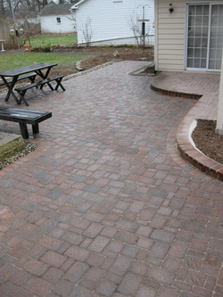 Borgert Patio and Step Landing