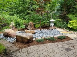 Japanese Garden & Fountain