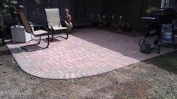 Holland paver patio (2)