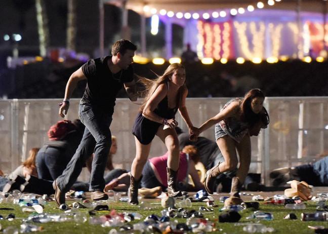 Tragedy in Las Vegas