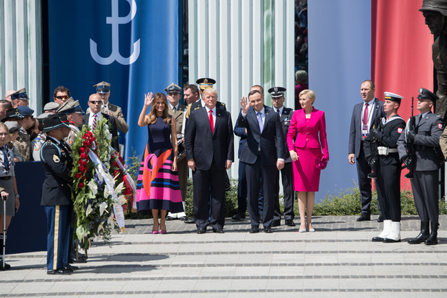 President Trump's Remarks in Poland, and What We Must All Do