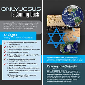 Only Jesus: is Coming Back