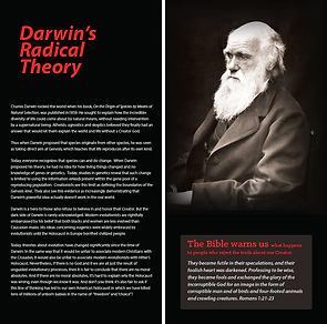 God: Darwin's Radical Theory