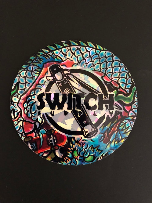 Switch Dragon Crystal decal