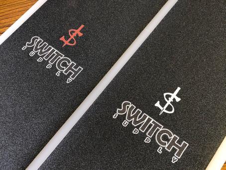 New graphic grip S dagger Switch logo