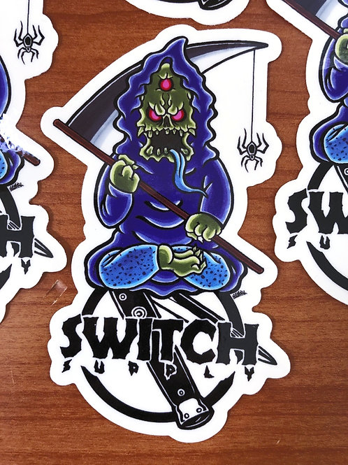 Switch Goblin Decal