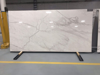 Grassi White Porcelain slab