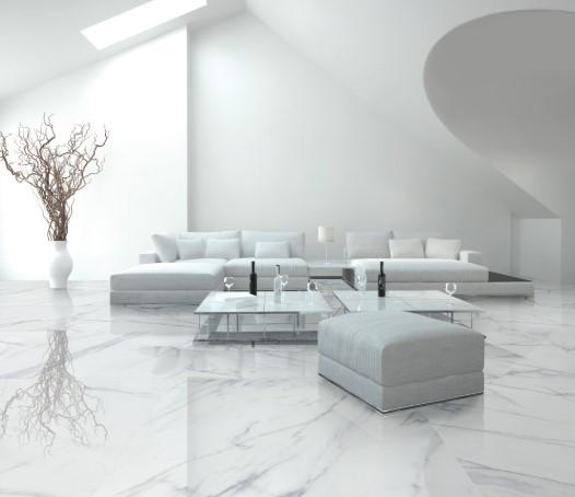 Varenna Carrara Porcelain Tile