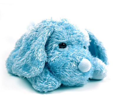 The Stuffed Animals that Germs Are Made On...
