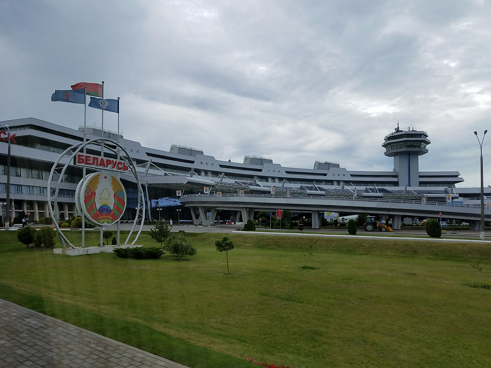 Belarus Minsk National Airport