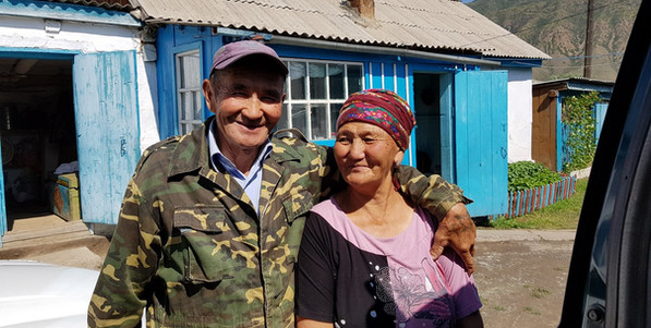 Local Hosts at Satti Village