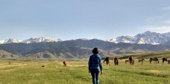 Zhalanash Valley