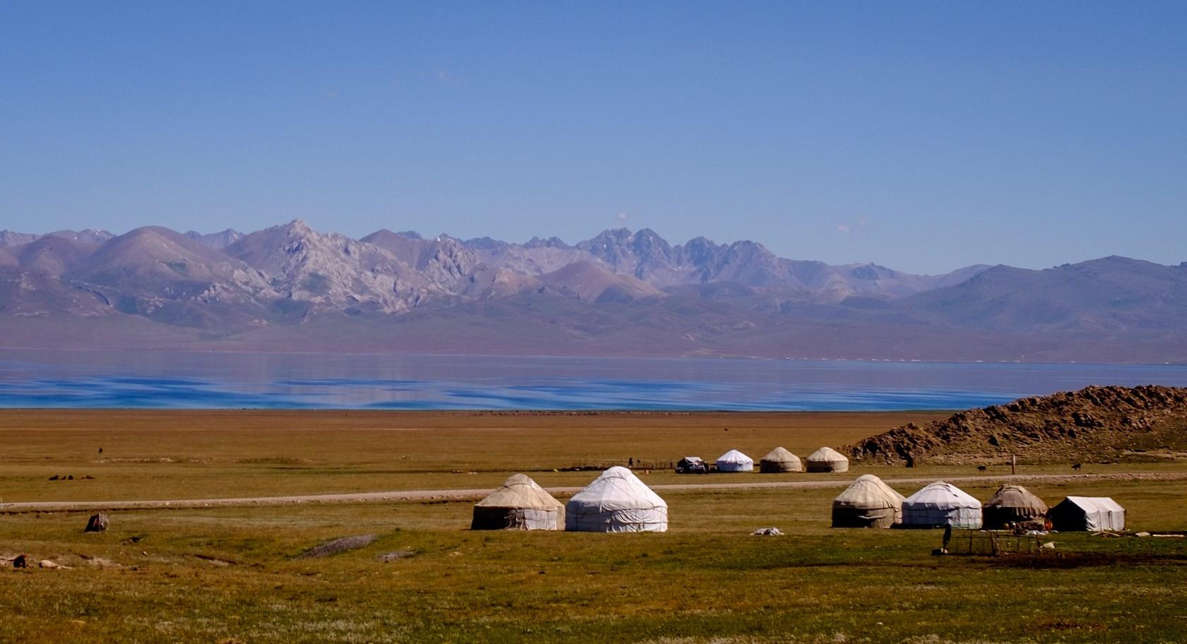 Sonkel Lake-Kyrgyzstan