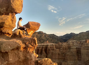 CHARYN CANYON-tour from Almaty