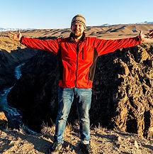 Andrey Guide in Kazakhstan