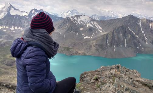 Ala-Kyl Lake-Kyrgyzstan
