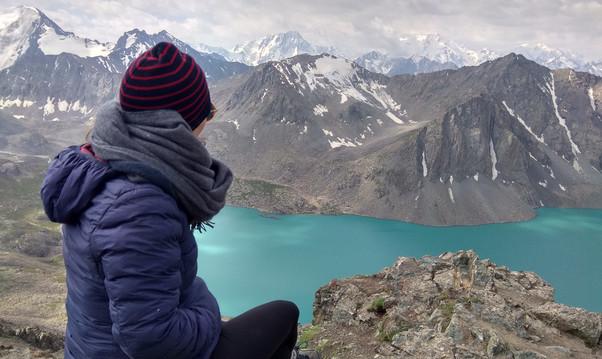 Ala-Kul Lake-Kyrgyzstan