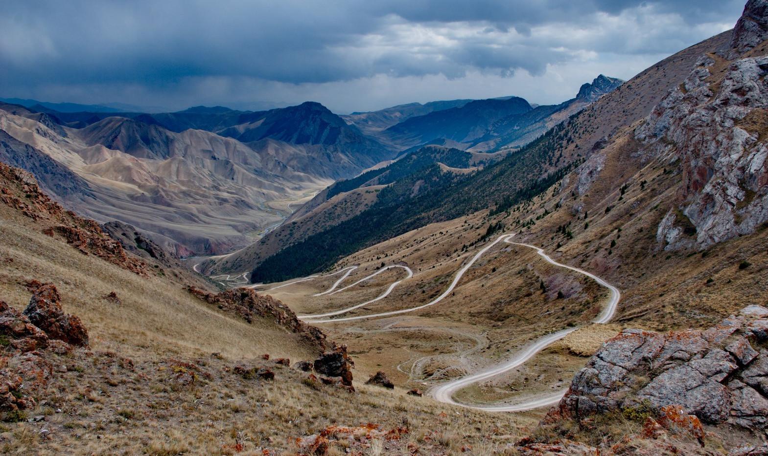 Kyrgyzstan country-Multi day tour