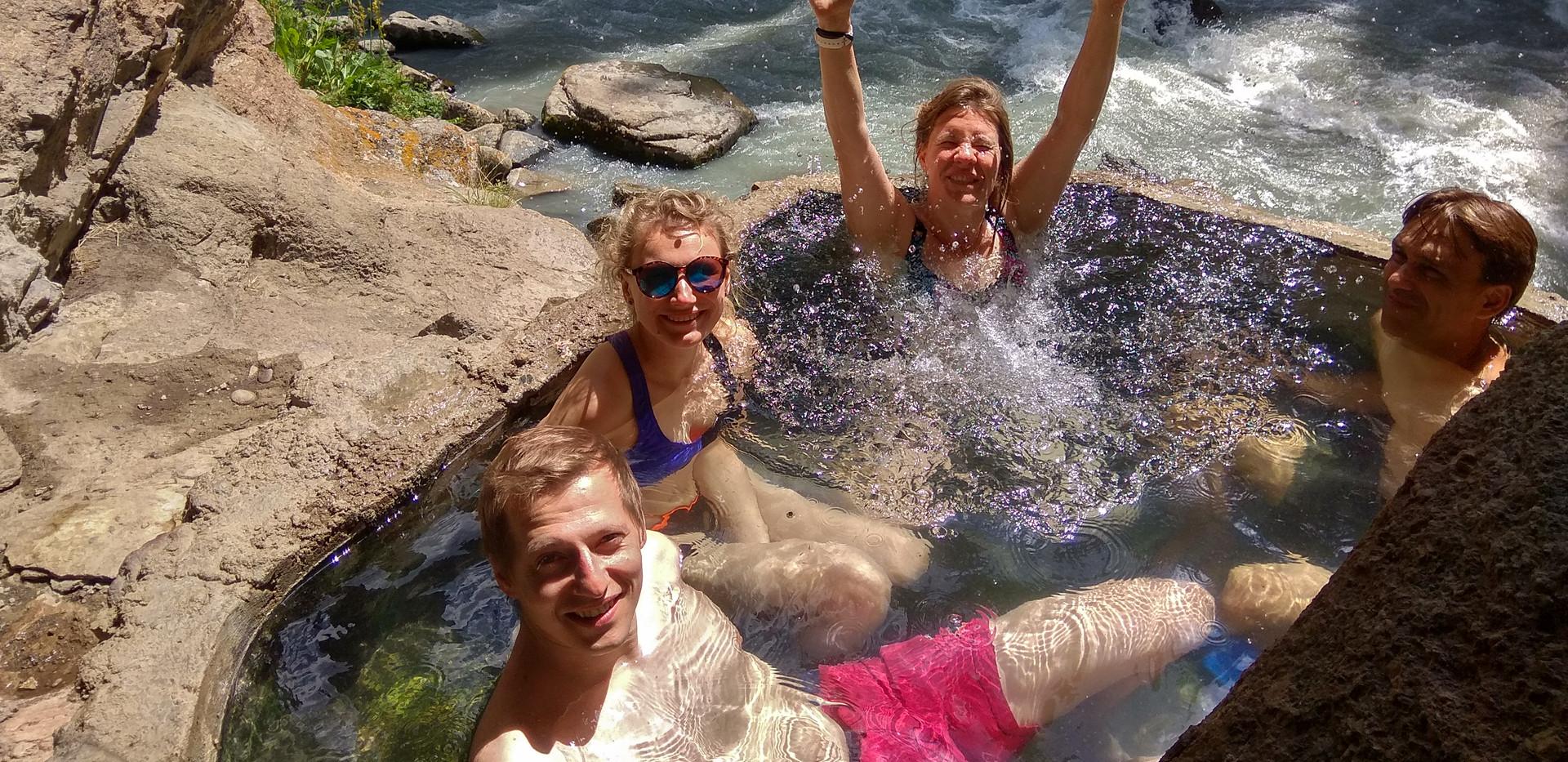 Altyn Arashan-Hot Mineral Springs