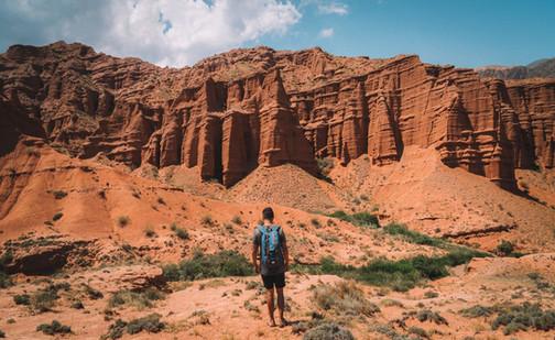 Konorchek Canyon-Kyrgyzstan