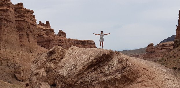 Charyn Canyon tour from Almaty