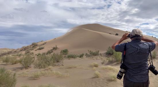 Singing Sand Dunes Kazakhstan
