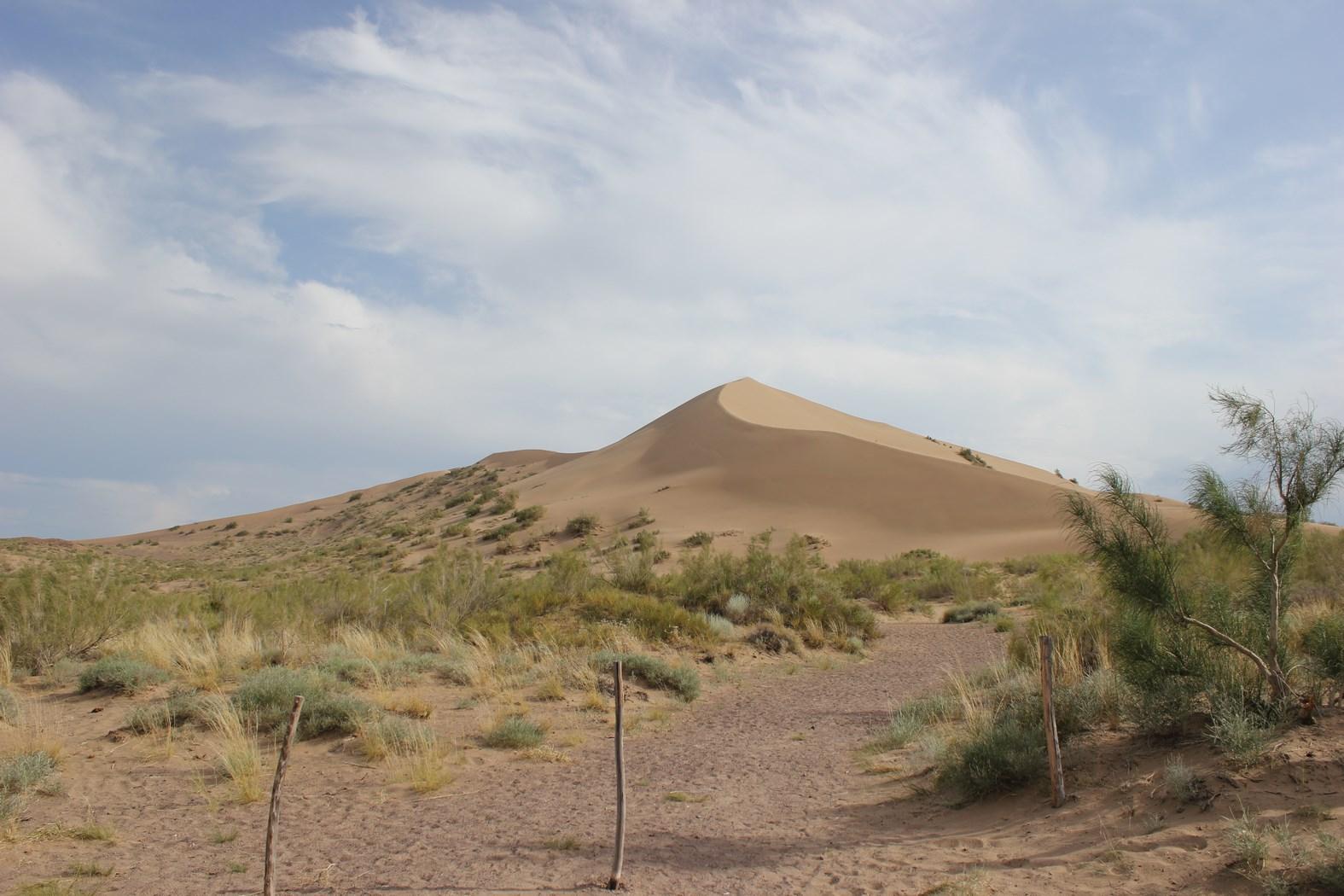 Singing Dunes,Park Altyn Emel