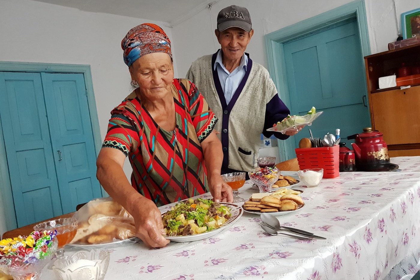Kazakh national cuisine