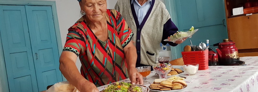Kazakh national cuisine