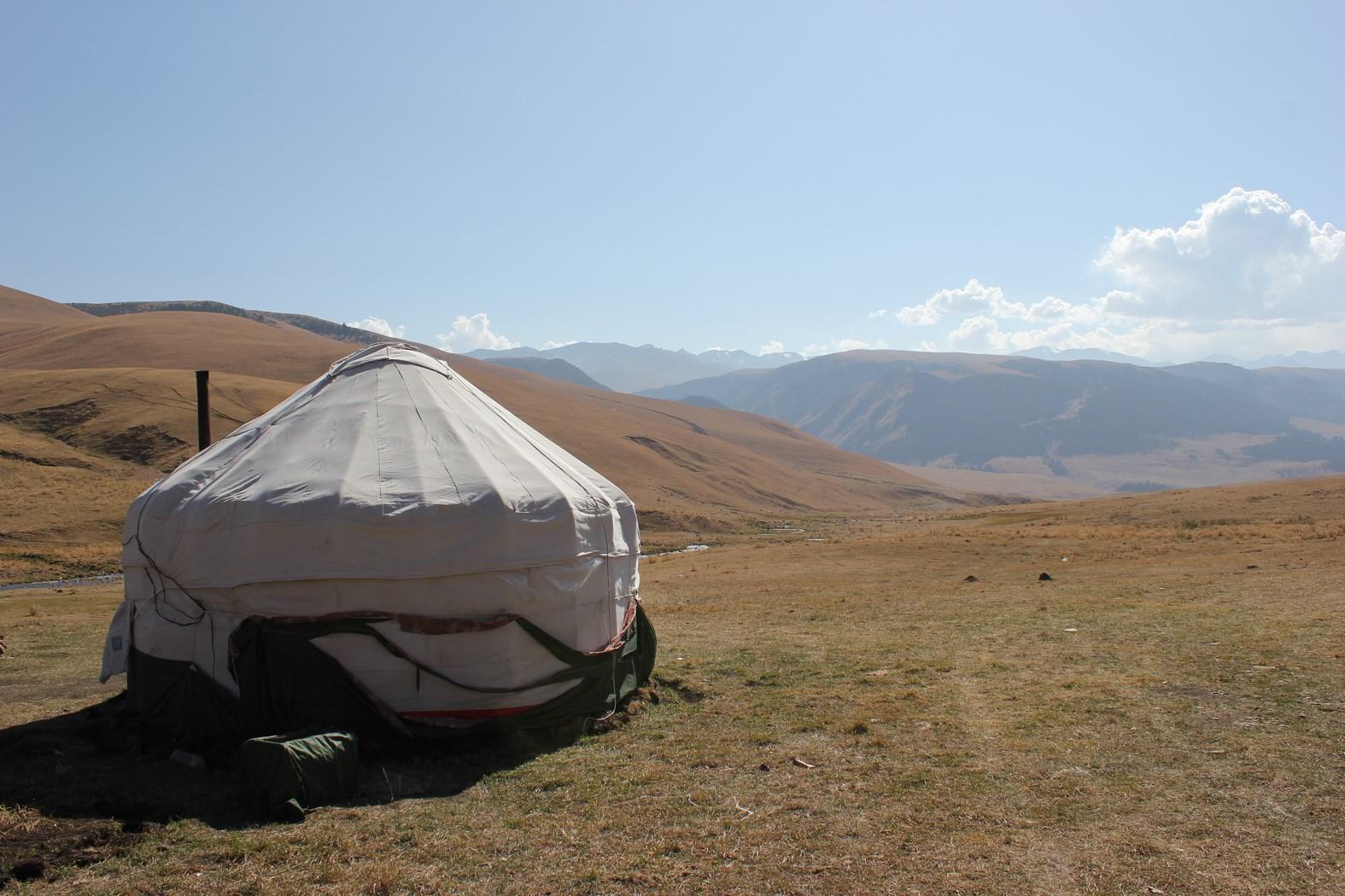 Tour of Assi Plateau,Nomadic Life
