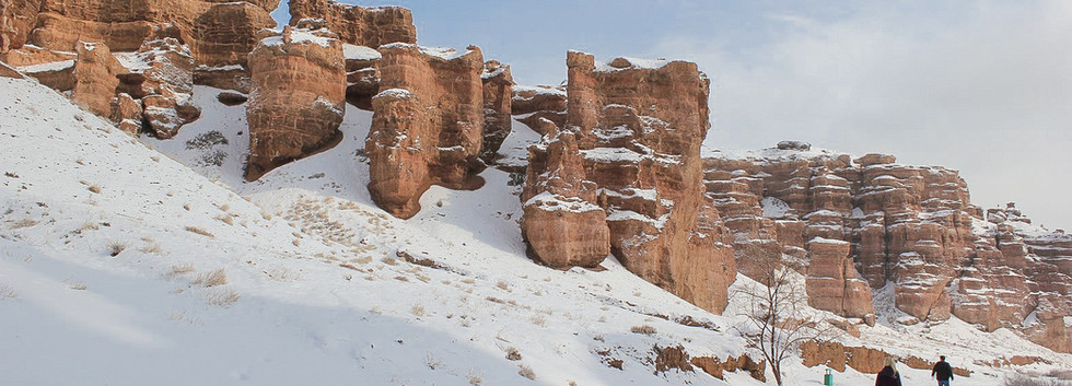 Winter 2019, Charyn Canyon