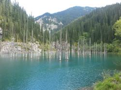 2 Days TOUR to Kaindy Lake