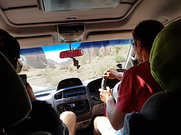 suv tour from Almaty