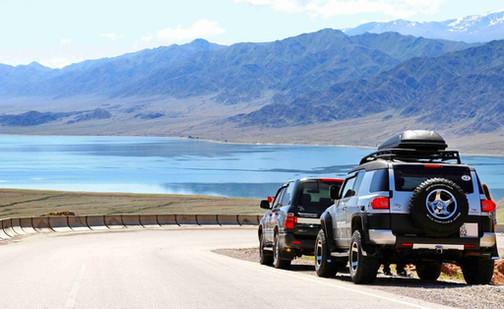 Boom gorge kyrgyzstan