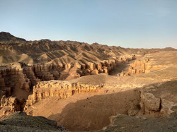 PRIVATE TOUR TO CHARYN CANYON