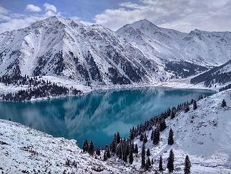 Big Almaty Lake - Almaty tour