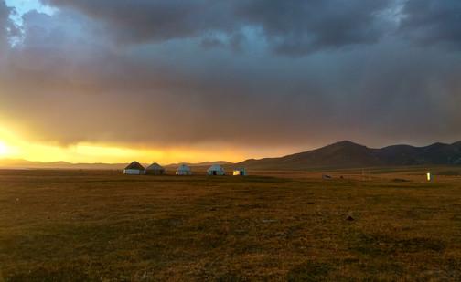 Sonkel Lake, Kyrgyzstan