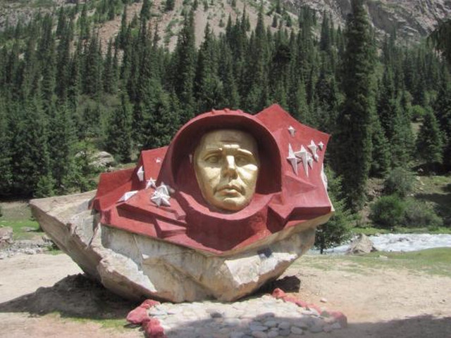 Suv tour in kyrgyzstan