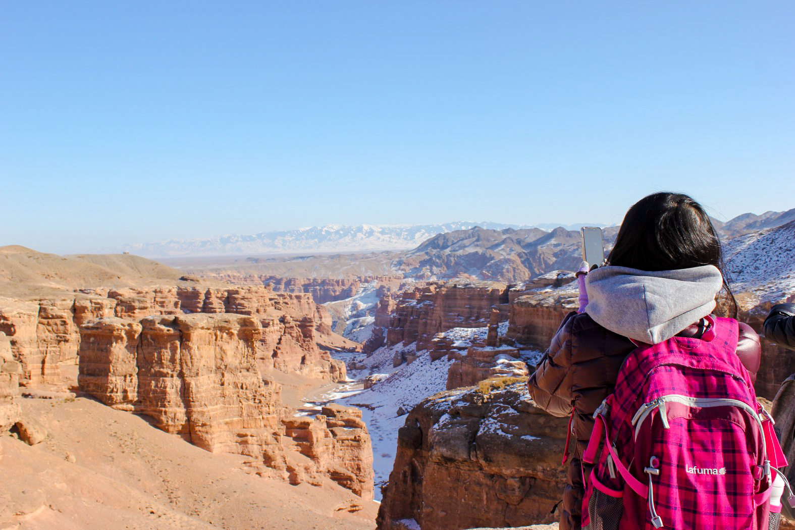 """""""Valley of Castles"""" - Charyn Canyon"""