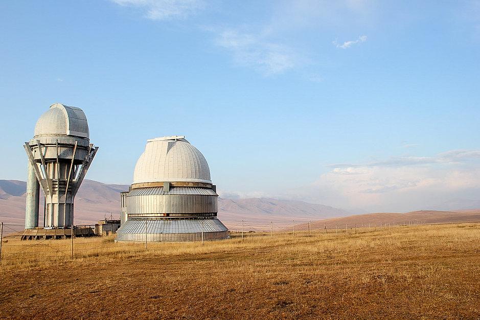 Asy Plateau, observatory